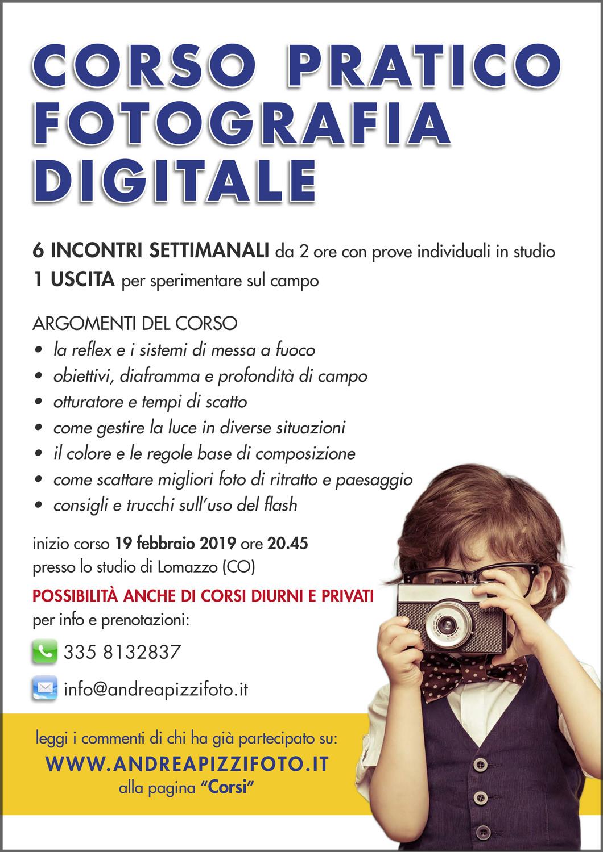 corso pratico fotografia digitale