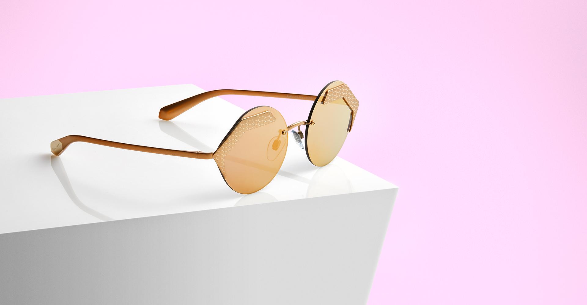 Bulgari occhiali da sole sun glasses carbon fiber